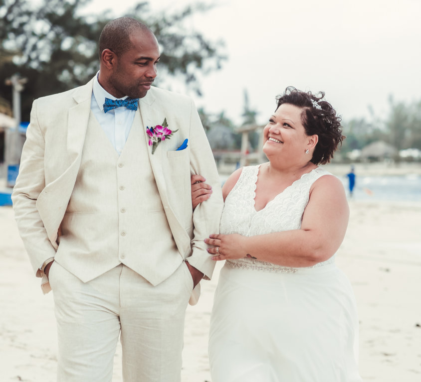 Michelle + Andrae